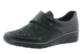 Rieker Ladies Shoes 537C0-00
